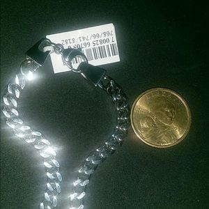 Jewelry - Men's Stainless Steel 6mm Necklace #300-265